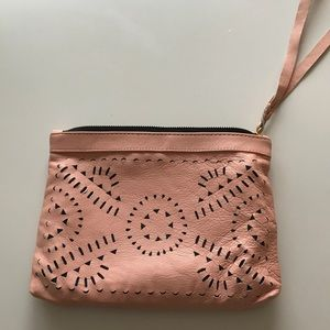 Cleobella mexicana make up bag/ Clutch